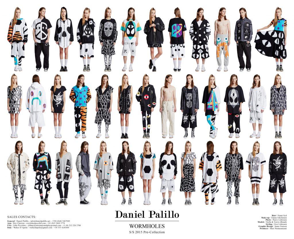 "DANIEL PALILLO ""WORMHOLES"""