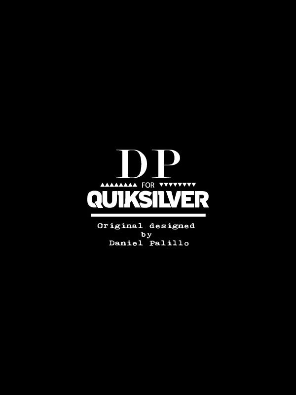 Quicksilver x Daniel Palillo
