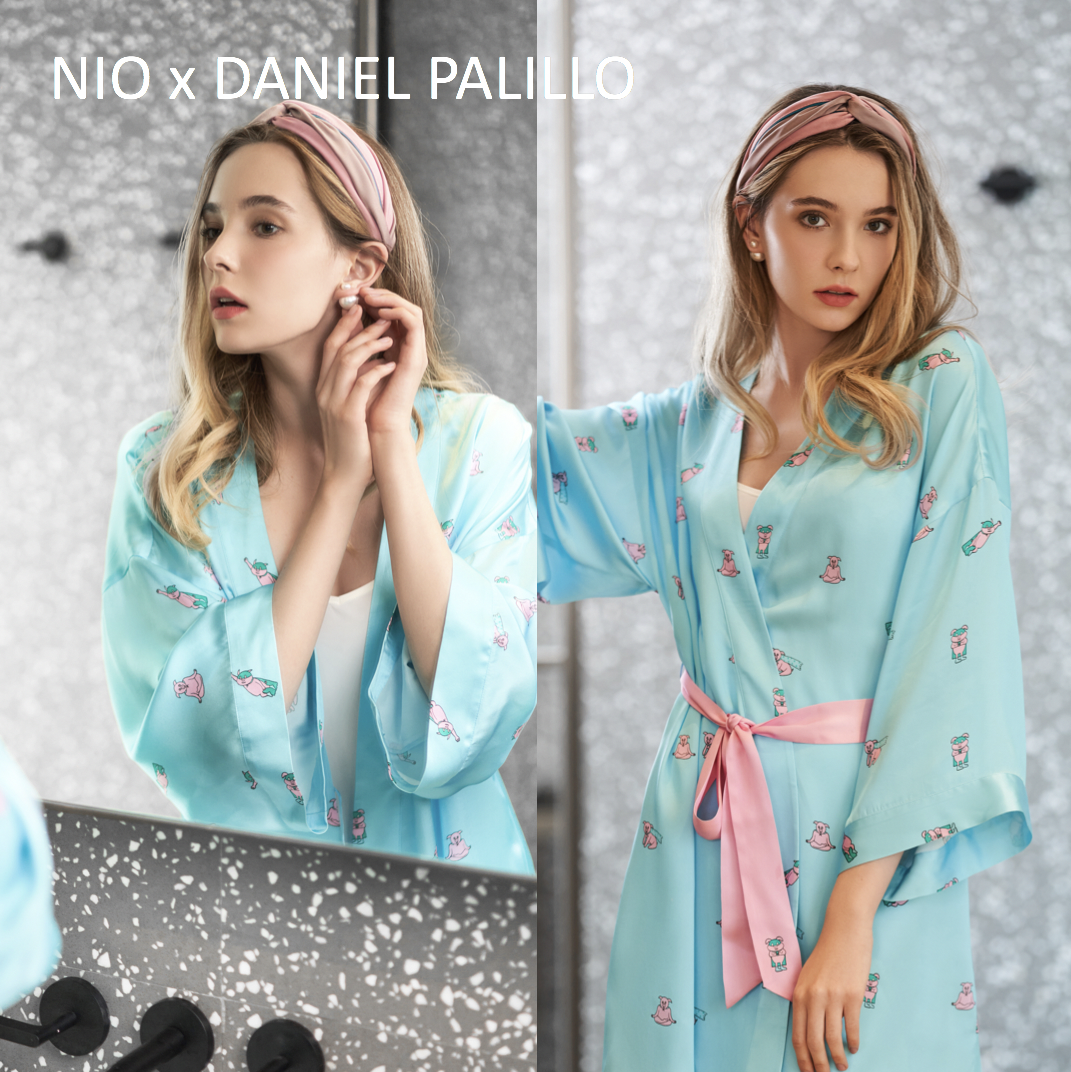 NIO X DANIEL PALILLO